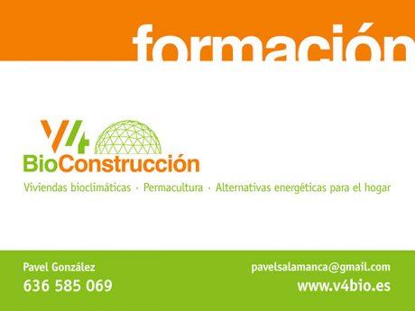 Curso de Bioclimática en Madrid 11 mayo 2019
